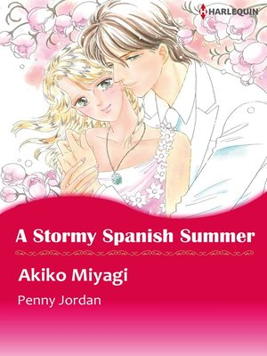 cover image of A Stormy Spanish Summer