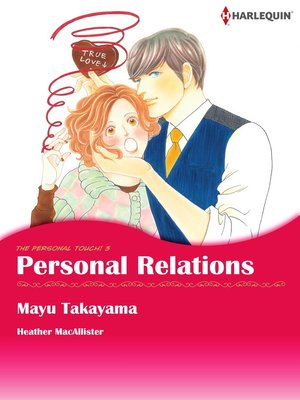 cover image of Personal Relations