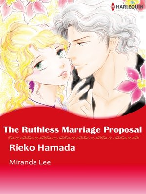 cover image of The Ruthless Marriage Proposal