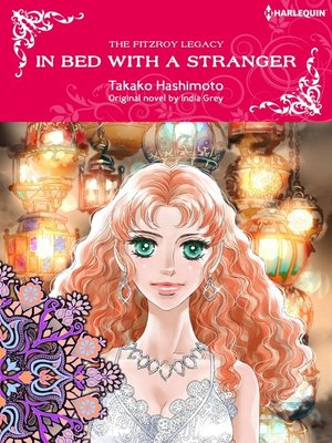 cover image of In Bed With a Stranger