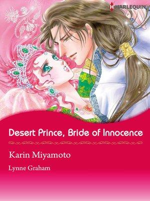 cover image of Desert Prince, Bride of Innocence