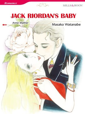 cover image of Jack Riordan's Baby (Mills & Boon)