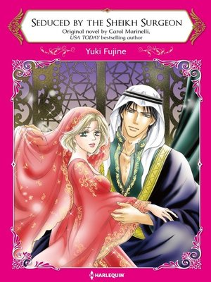 cover image of Seduced by the Sheikh Surgeon
