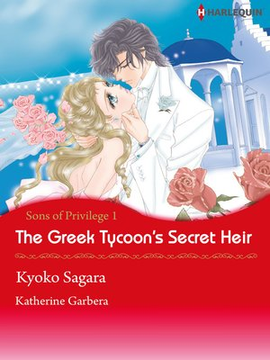 cover image of The Greek Tycoon's Secret Heir