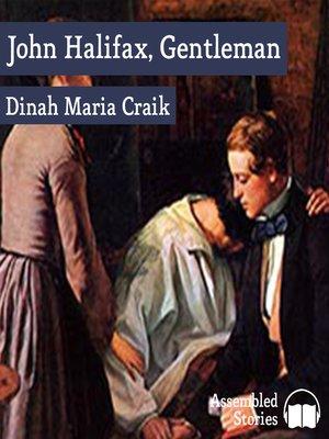 cover image of John Halifax, Gentleman
