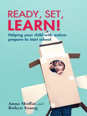 cover image of Ready, set, learn!