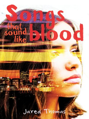 cover image of Songs that sound like blood