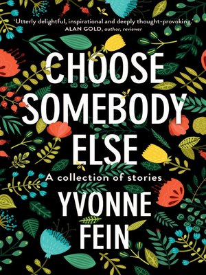 cover image of Choose Somebody Else