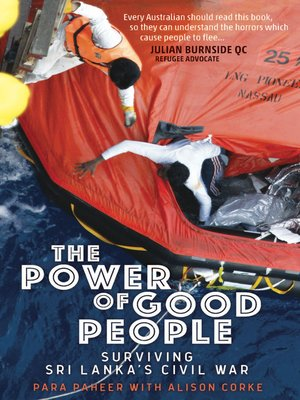 cover image of The Power of Good People
