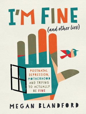 cover image of I'm Fine (and other lies)