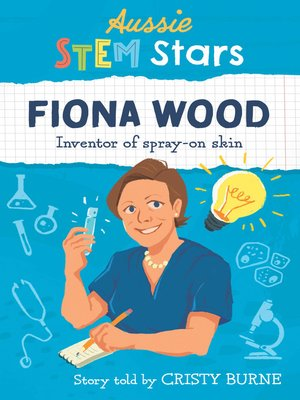 cover image of Aussie STEM Stars: Fiona Wood