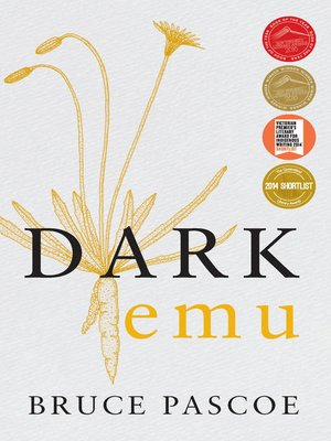 cover image of Dark Emu