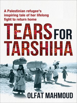 cover image of Tears for Tarshiha
