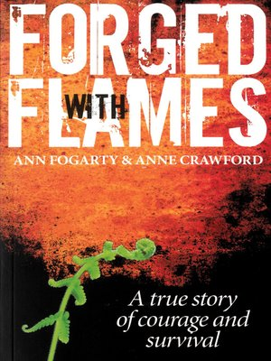 cover image of Forged with Flames