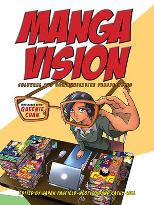 cover image of Manga Vision