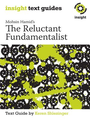 cover image of Mohsin Hamid's The Reluctant Fundamentalist
