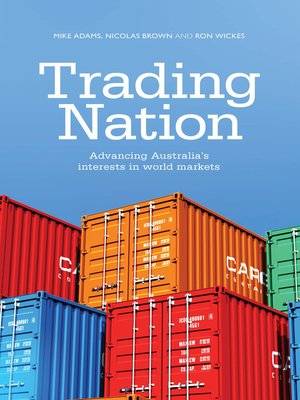 cover image of Trading Nation
