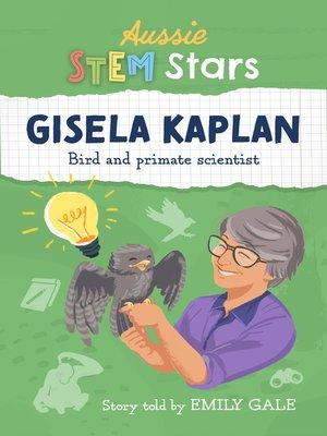 cover image of Aussie STEM Stars - Gisela Kaplan