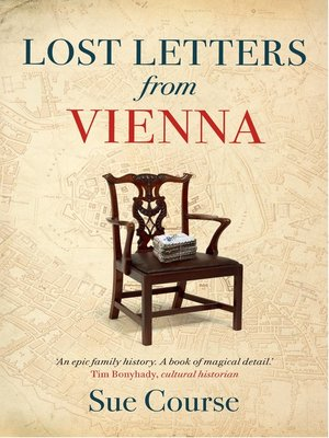 cover image of Lost Letters from Vienna