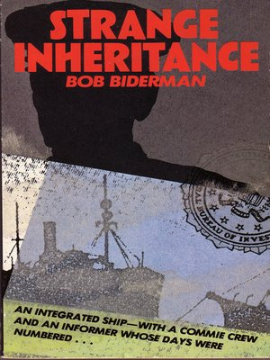 cover image of Strange Inheritance