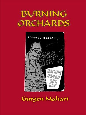 cover image of Burning Orchards