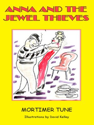 cover image of Anna and the Jewel Thieves