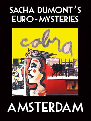 cover image of Sacha Dumont's Euro-Mysteries