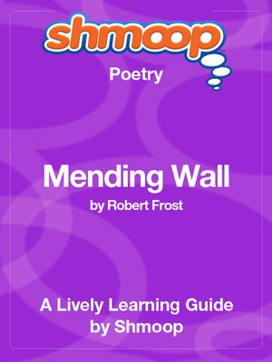 cover image of Mending Wall