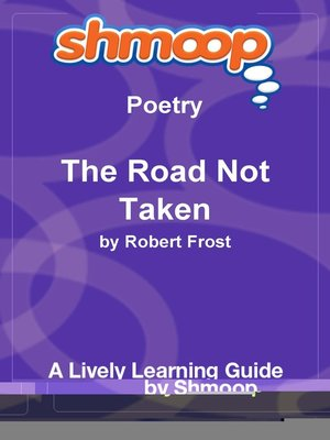 cover image of The Road Not Taken
