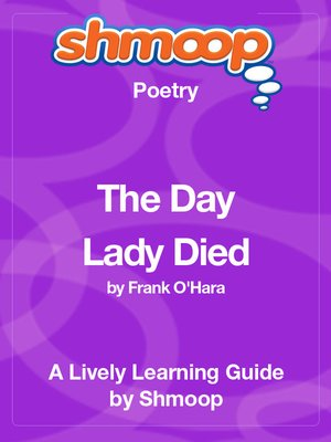 cover image of The Day Lady Died