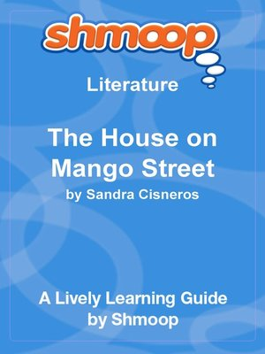 cover image of The House on Mango Street