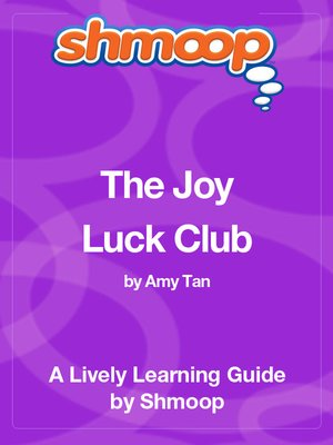 cover image of The Joy Luck Club