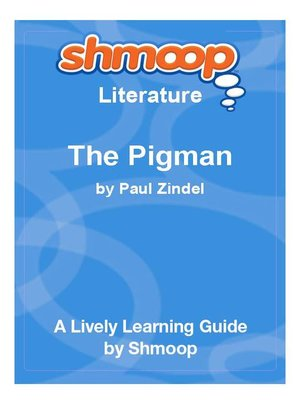 cover image of The Pigman
