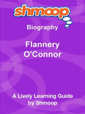 cover image of Flannery O'Connor