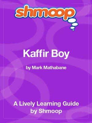 kaffir boy themes