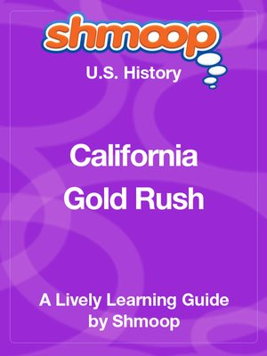 cover image of California Gold Rush