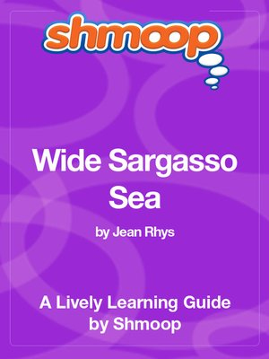 cover image of Wide Sargasso Sea