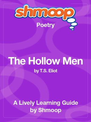 cover image of The Hollow Men