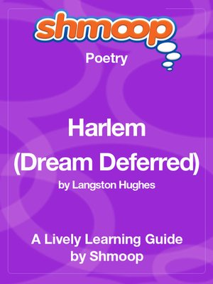 cover image of Harlem (Dream Deferred)