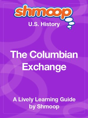 cover image of The Columbian Exchange