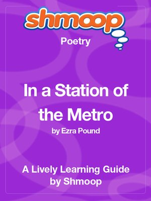 cover image of In a Station of the Metro