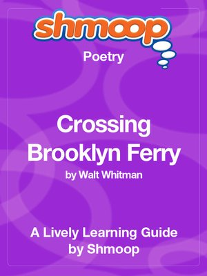 cover image of Crossing Brooklyn Ferry