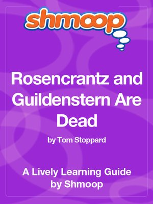 Rosencrantz And Guildenstern Are Dead Ebook