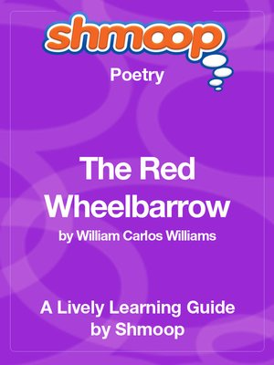 the red wheelbarrow essay