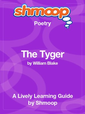 cover image of The Tyger