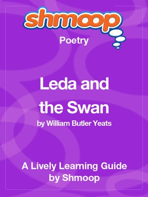 cover image of Leda and the Swan