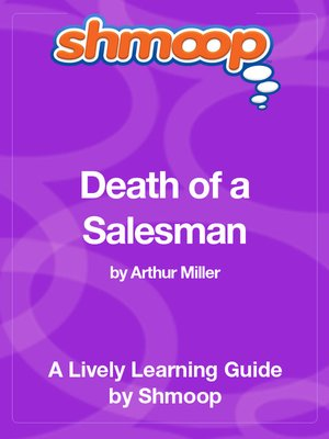 cover image of Death of a Salesman