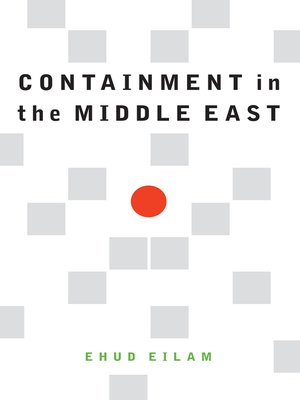 cover image of Containment in the Middle East