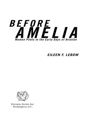 cover image of Before Amelia