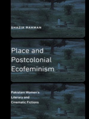 cover image of Place and Postcolonial Ecofeminism